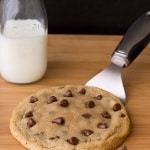 1 Giant Chocolate Chip Cookie