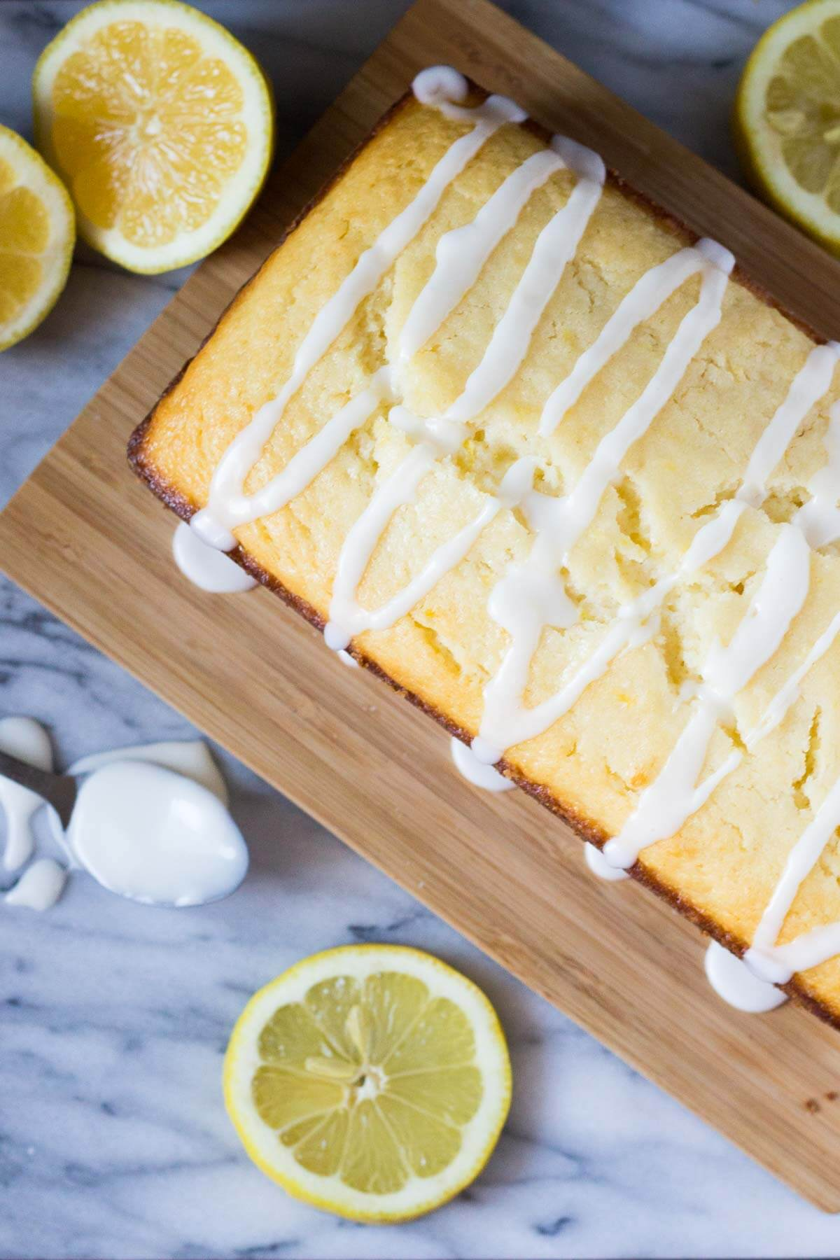 The softest, moistest lemon loaf. Bursting with fresh lemon flavor - this easy recipe is even better than the Starbucks version!
