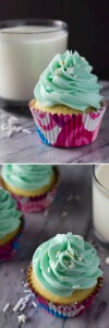Super soft, super flavorful & oh so moist. This is the PERFECT Vanilla Cupcakes with Vanilla Buttercream!