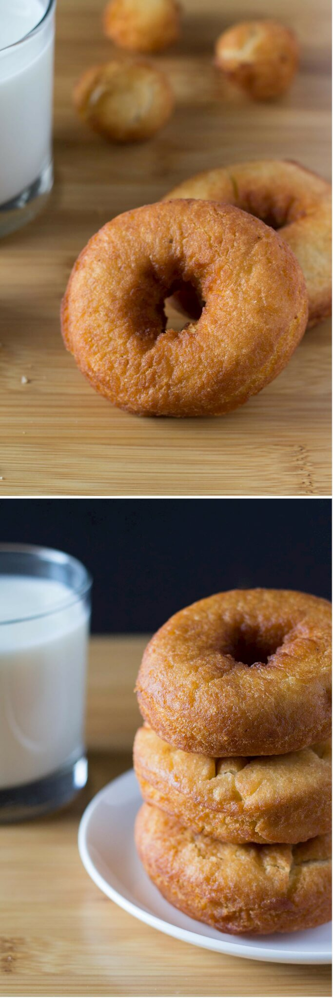 Ready for the MOST delicious doughnuts? Make these Old-Fashioned Cake Doughnuts at home and turn your kitchen into the ultimate bakery!