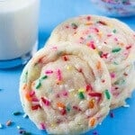 Funfetti Cookies from Scratch