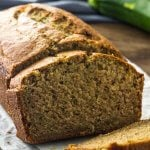 Zucchini banana bread is ultra moist, extra tender and the most flavorful banana bread you'll eat.