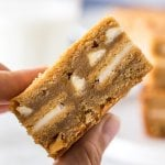 Golden Oreo Blondies