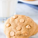 Ultimate Peanut Butter Chip Peanut Butter Cookies